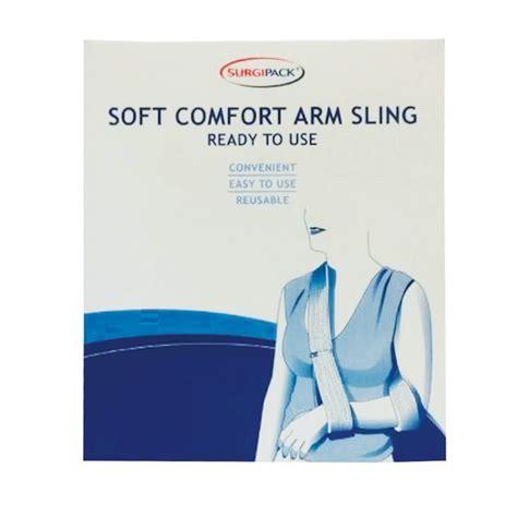 soft comfort buy surgipack 1650 arm sling soft comfort online at