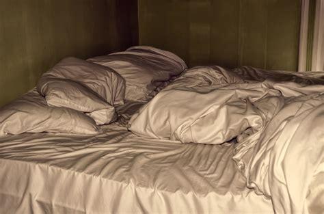 messy bed nurturing women blog