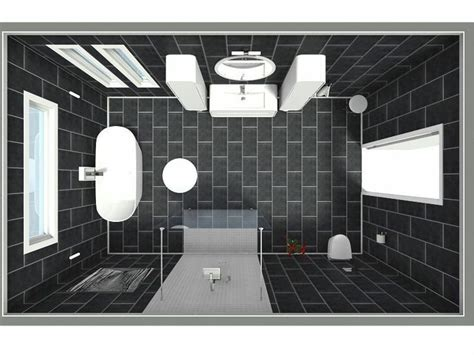 roomsketcher pro aerial view for 3d floor plan a modern airy oasis designed by trine hongseth in roomsketcher