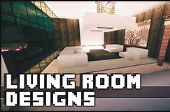 Galerry Living Room Designs Minecraft