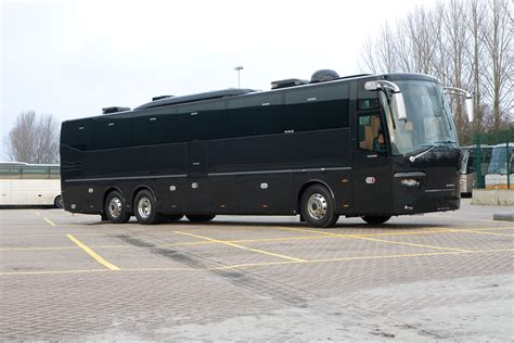 coach limo service luxury customised coach vdl bova alphubel limousine service