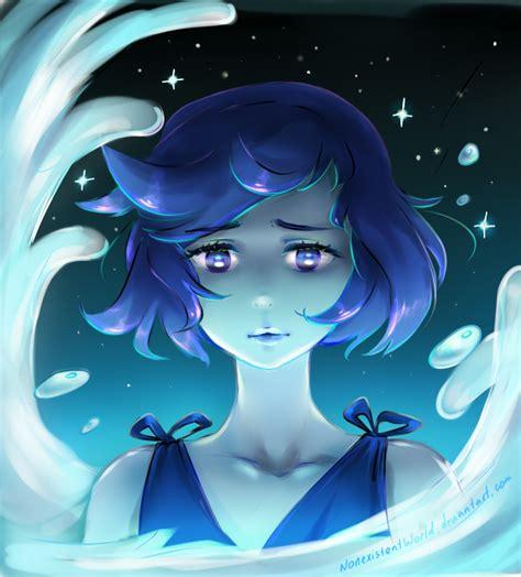 imagenes anime de steven universe lapis steven universe by nonexistentworld on deviantart