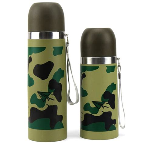Botol Minum Grenade Thermos Stainless Steel 500ml botol thermos camouflage stainless steel 500ml camouflage jakartanotebook