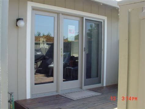 3 Panel Sliding Patio Doors 10 Best Images About Patio Door Inspiration On See More Ideas About Interior