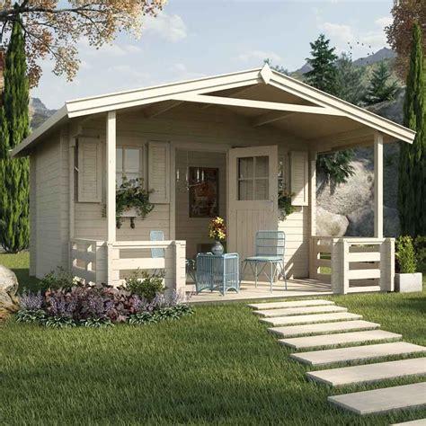 vordach terrasse weka 45 mm weekendhaus 138 mit vordach terrasse mein