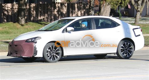 Toyota Corolla Sedan 2017 Toyota Corolla Sedan Spied Testing In The Us Photos