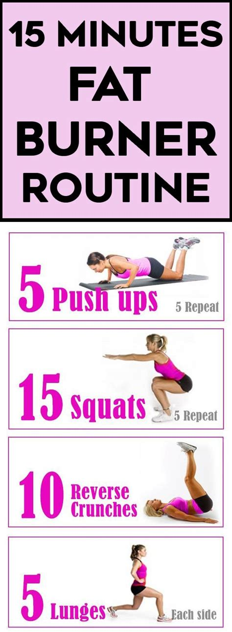 best 25 burning workout ideas on