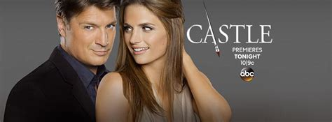 castle cancelled or renewed for season 8 renew cancel tv castle tv show on abc latest ratings cancel or renew