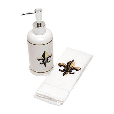 17 Best Images About Fleur De Lys Nobility Fleur De Lis Fleur De Lis Bathroom Set