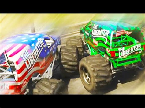 gta 5 funny moments worst monster truck race ever (gta