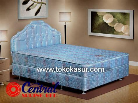 Kasur Central 120x200 kasur bed murah springbed therapedic americana quantum elite