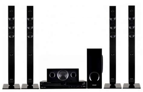 Home Theater Merk Sharp sharp 5 1ch home theater ht cn314dvw price review and
