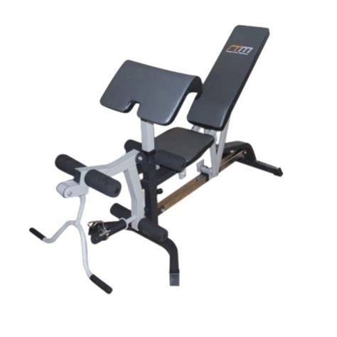 multi use workout bench fid flat incline decline multi use workout bench with leg extension online sportitude