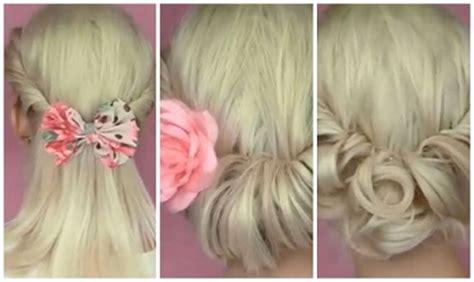 tutorial kuncir rambut unik tutorial rambut unik ala barbie untuk pesta
