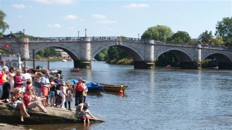 richmond bridge turismo visitlondon