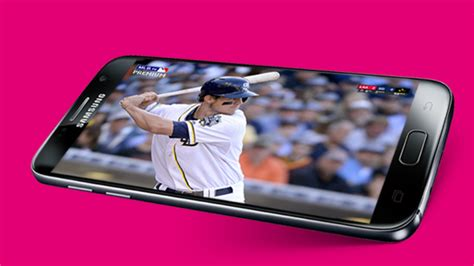 mlb mobile t mobile offers mlb tv free for one year variety