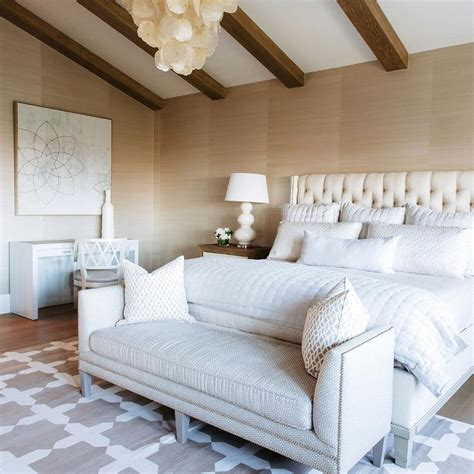 cream gold bedroom gary cabinets design ideas