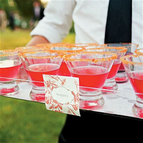 awesometastic bridal signature drinks