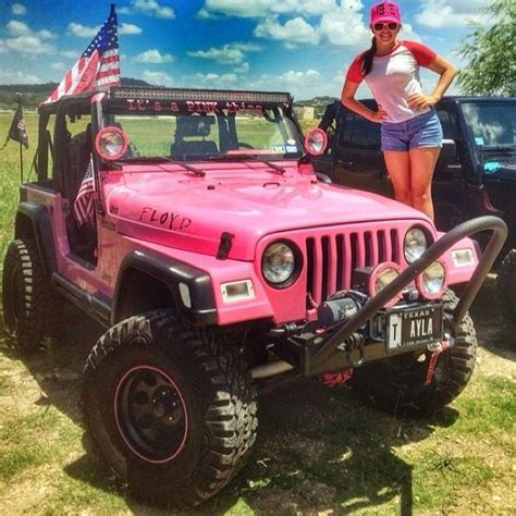 Names For Jeeps Ayluhbae From Tx 19 My Jeeps Name Is Floyd I Cheer For