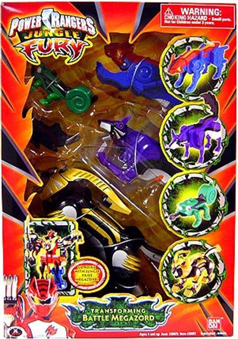 power rangers jungle fury summer  toys power rangers central