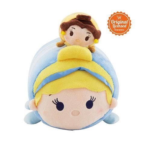 Disney Alas Tidur Bayi jual disney tsum tsum cinderella bolster boneka