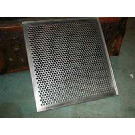 Terkini Plat Siku Lubang Plat Besi Siku Lobang Corner Plate Rak jual perforated plate perforated sheet plat lubang
