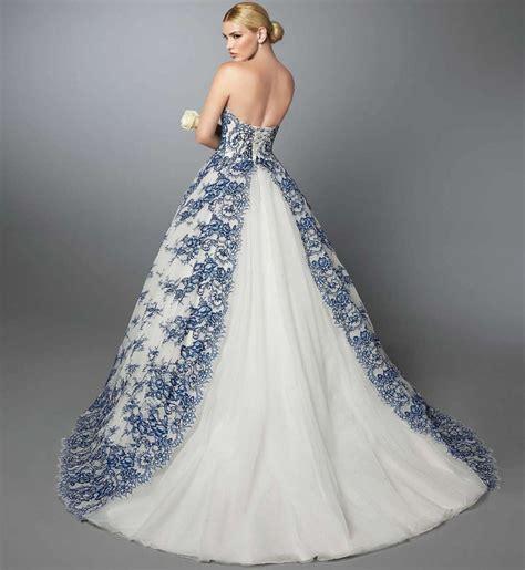 abito da sposa a fiori abiti da sposa a fiori foto matrimonio pourfemme