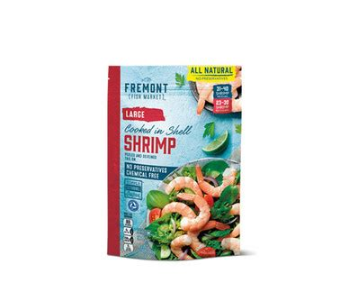 fremont fish market large cooked shrimp aldi