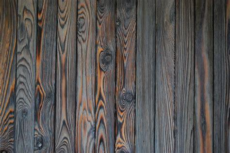 Shou sugi ban (burnt wood siding)