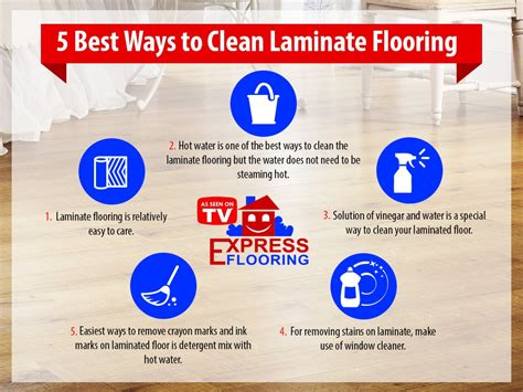 Best Way To Clean Hardwood Floors Vinegar 5 Best Ways To Clean Laminate Flooring Express Flooring