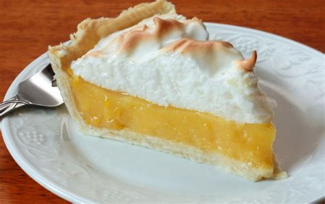 classic lemon meringue pie the daring gourmet