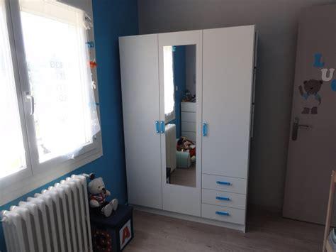 chambre bleu enfant chambre b 233 b 233 gar 231 on bleu gris photo 4 6 3516057