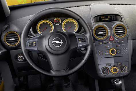 opel corsa interior opel corsa 2014 sedan