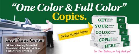 color copies color copies letter shop inc print and mail