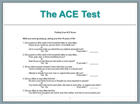 ace test creating sensitive classrooms ppt