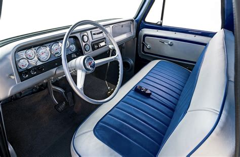 1964 Chevy Truck Interior by 1964 Chevrolet C10 Interior Photo 4