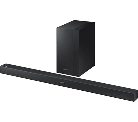 Tv Samsung Soundbar buy samsung hw m360 xu 2 1 wireless sound bar free delivery currys