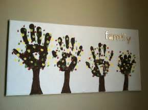 diy family tree craft craft projects pinterest