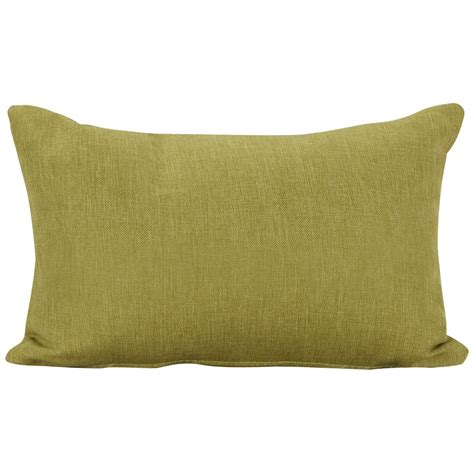 Rectangular Accent Pillows by City Furniture Callie Green Rectangular Accent Pillow