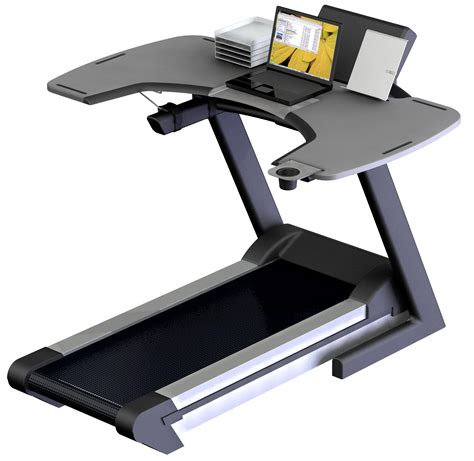 Treadmill Computer Desk Trekdesk Is Improving Employee Health