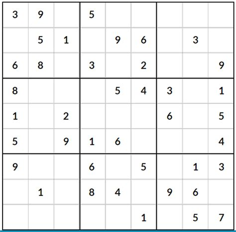 Printable Sudoku Adults | printable graphics page 2 of 13 wallpaper posters