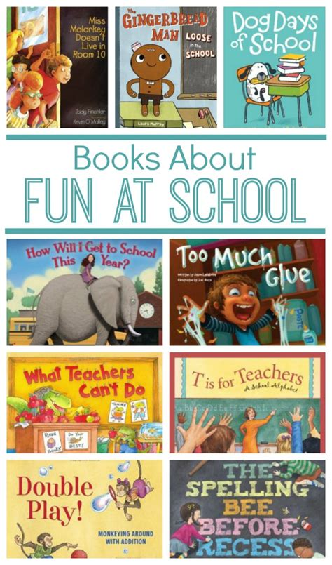 picture books about school school books about teachers recess the and more