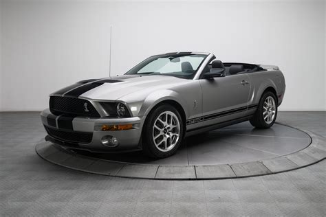 2008 Ford Mustang For Sale by 2008 Ford Mustang Shelby Gt500 For Sale 59796 Mcg