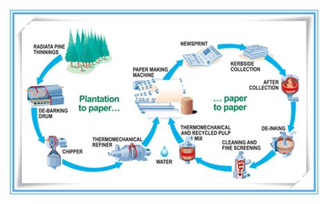 Procedure Of Paper - toilet paper machine quality and competitive