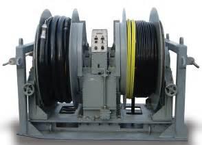 Rolls Royce Marine Electrical Systems Ltd Shipborne Winch And Sensor Handling Rolls Royce