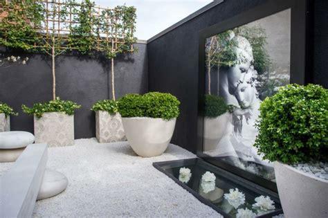 Merveilleux Bordure De Jardin Originale #5: gravier-blanc-jardin-style-japonais.jpeg