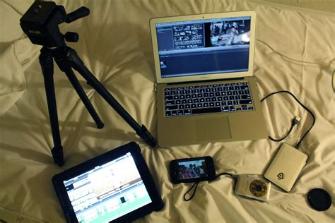 tutorial imovie macbook air history of the tell your own story project the