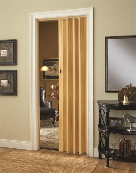 folding door interior echo interior folding door with snap lock closure and