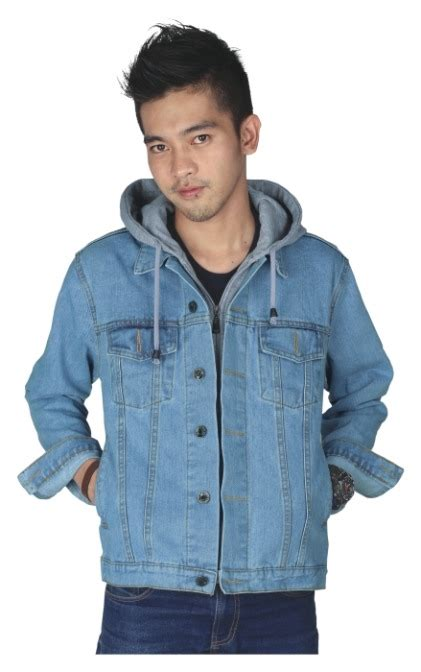 Jaket Fashion Cowok Pria Laki Laki jual jaket cowok jean pria denim laki laki jaket