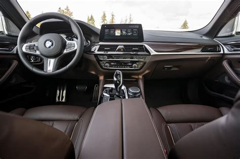 luxury bmw interior 2017 bmw 5 series luxury package interior